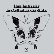 Iron Butterfly : In-A-Gadda-Da-Vida