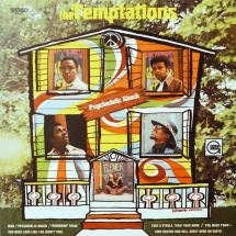 The Temptations : Psychedelic Shack