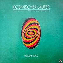 Kosmischer Läufer : The Secret Cosmic Music Of The East German Olympic Program 1972-83 — Volume 2
