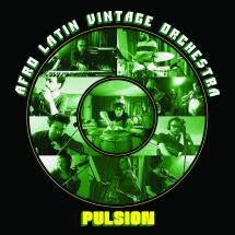 Afro Latin Vintage Orchestra : Pulsion