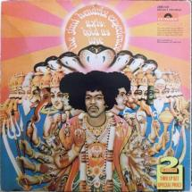 The Jimi Hendrix Experience : Axis: Bold As Love