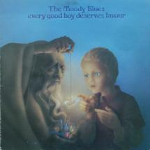 Moody Blues : Every Good Boy Deserves Favour