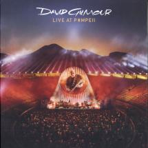 David Gilmour : Live At Pompeii