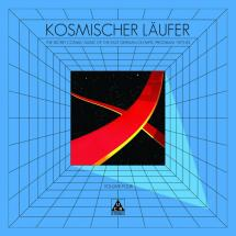 Kosmischer Läufer : The Secret Cosmic Music Of The East German Olympic Program 1972-83 - Volume 4