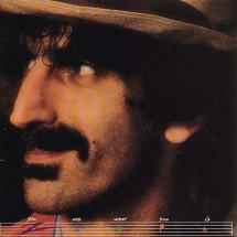 Zappa : You are what you is