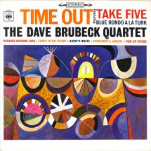 Dave Brubeck Quartet : Time Out