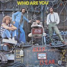 The Who : Who Are You