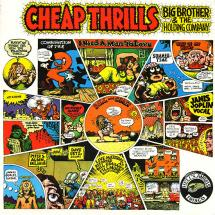 Big Brother & The Holding Company : Cheap Thrills