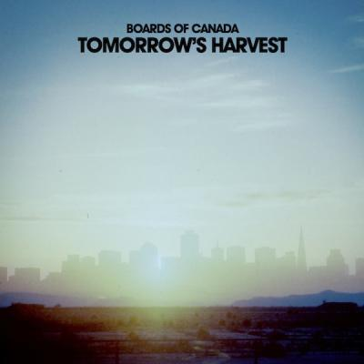 Boards of Canada : Tomorrow's Harvest  ?  : Elephantasmagoria