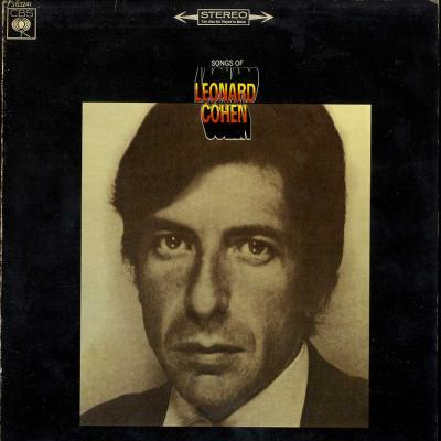 Leonard Cohen : Songs Of Leonard Cohen : Elephantasmagoria