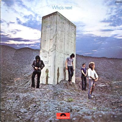 The Who : Who's Next : Elephantasmagoria