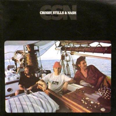 Crosby, Stills & Nash : CSN : Elephantasmagoria