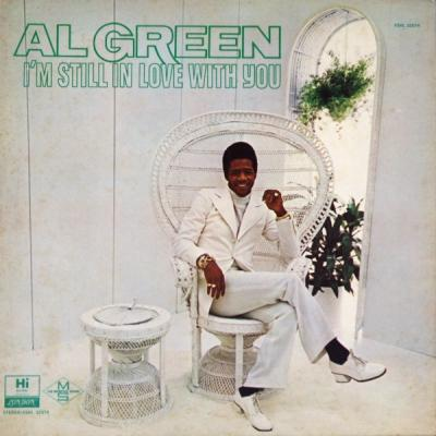 Al Green : I'm Still In Love With You : Elephantasmagoria