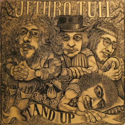 Jethro Tull : Stand Up : Elephantasmagoria