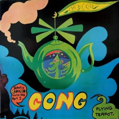 Gong : Flying Teapot : Elephantasmagoria
