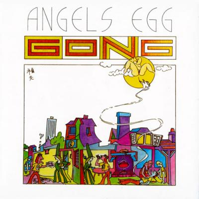 Gong : Angel's Egg : Elephantasmagoria