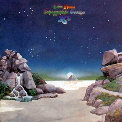 Yes : Tales from topographic oceans : Elephantasmagoria