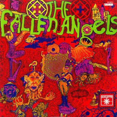 The Fallen Angels : It's A Long Way Down : Elephantasmagoria