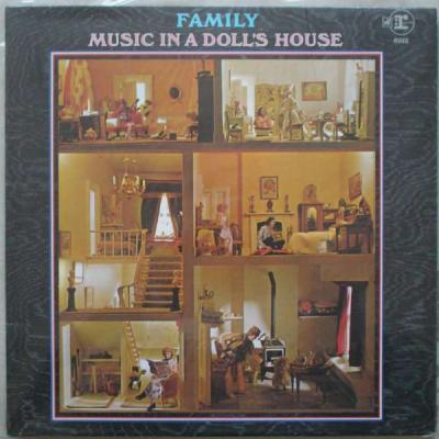Family : Music In A Doll's House : Elephantasmagoria