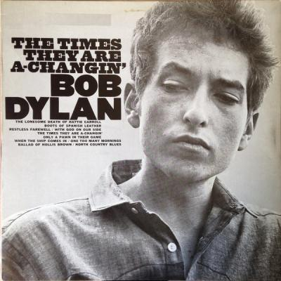 Bob Dylan : The Times They Are A-Changin' : Elephantasmagoria