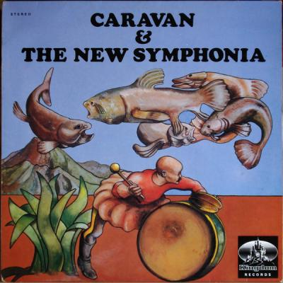 Caravan : Caravan & The New Symphonia : Elephantasmagoria