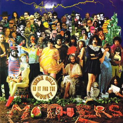The Mothers Of Invention : We're Only In It For The Money : Elephantasmagoria