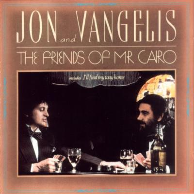 Jon And Vangelis : The Friends Of Mr. Cairo : Elephantasmagoria