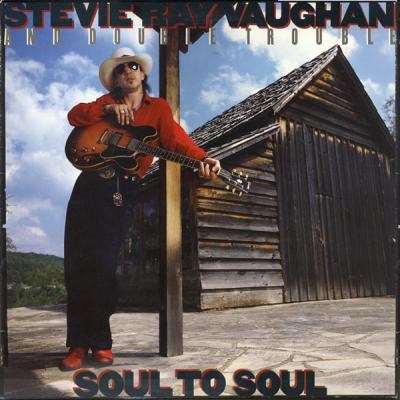 Stevie Ray Vaughan : Soul to Soul : Elephantasmagoria