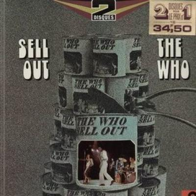 The Who : Sell Out : Elephantasmagoria