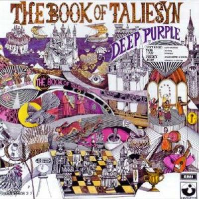 Deep Purple : The Book of Taliesyn : Elephantasmagoria