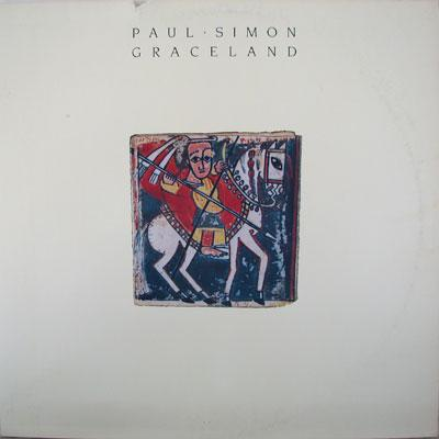 Paul Simon : Graceland : Elephantasmagoria