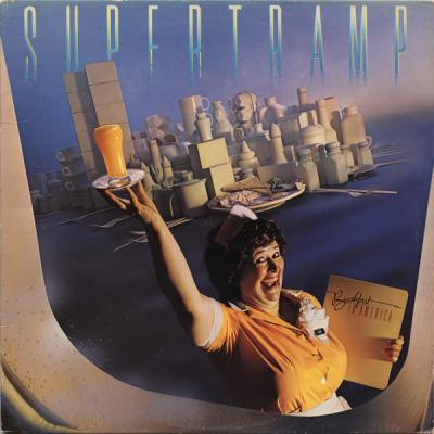 Supertramp : Breakfast In America : Elephantasmagoria