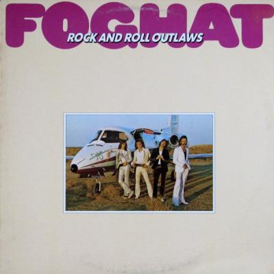Foghat : Rock And Roll Outlaws : Elephantasmagoria