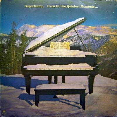 Supertramp : Even In The Quietest Moments... : Elephantasmagoria
