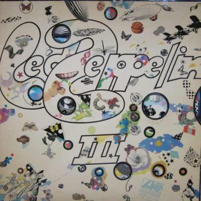 Led Zeppelin : Led Zeppelin III : Elephantasmagoria